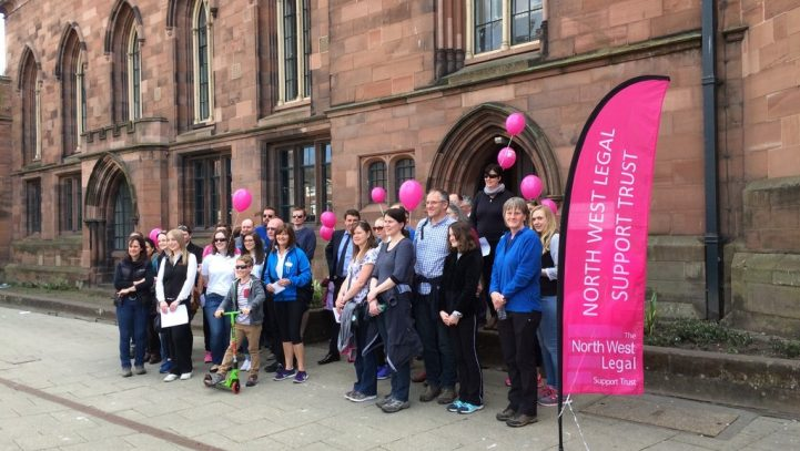 Carlisle Legal Walk 2016